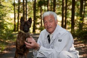 Naoto Matsumura le dernier habitant de la zone interdite de Fuku